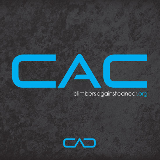 Climbers Against Cancer – we're fundraising!