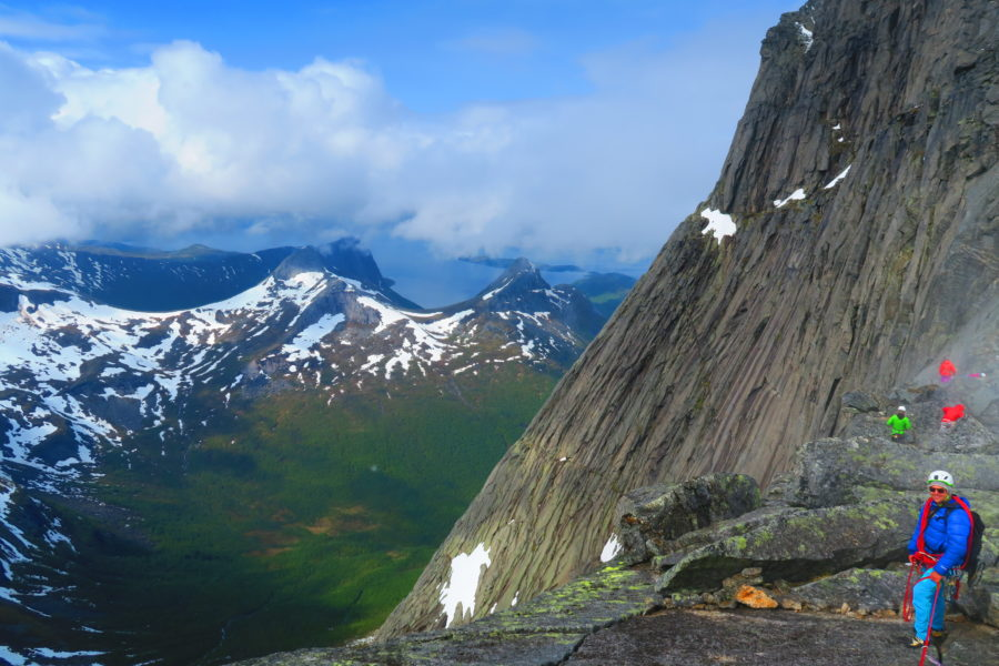 Stetind – Norway's national mountain