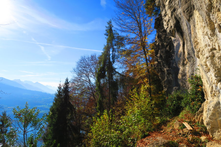 Beantenberg – can you spot the top of Europe?